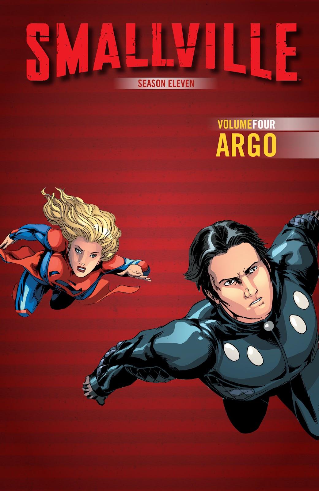 Read online Smallville Season 11 [II] comic -  Issue # TPB 4 - 2