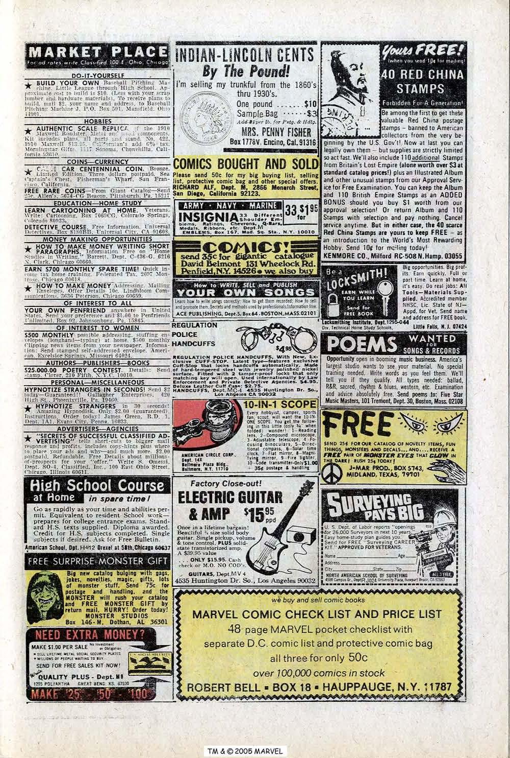 Uncanny X-Men (1963) issue 88 - Page 27