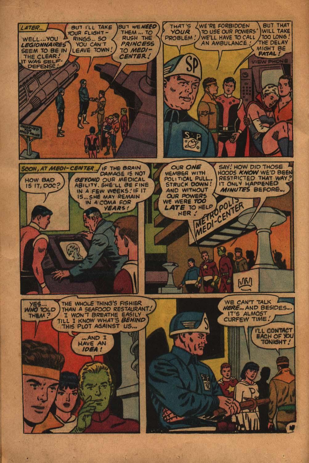Read online Adventure Comics (1938) comic -  Issue #359 - 20