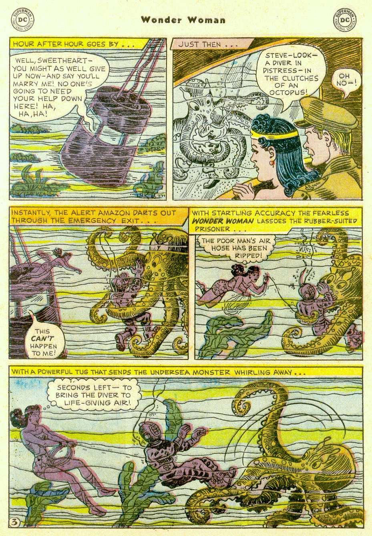 Read online Wonder Woman (1942) comic -  Issue #96 - 6