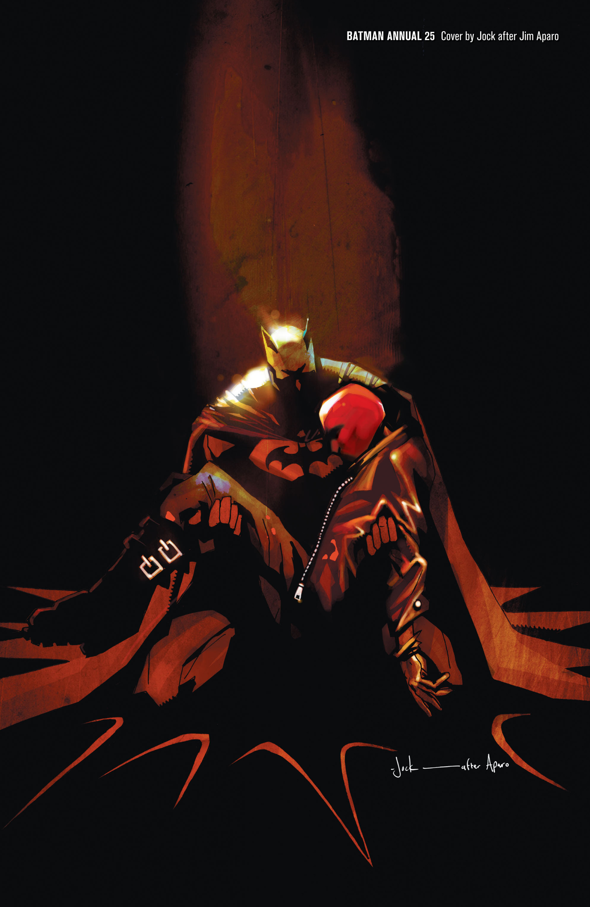 Read online Batman: Under The Red Hood comic -  Issue # Full - 317