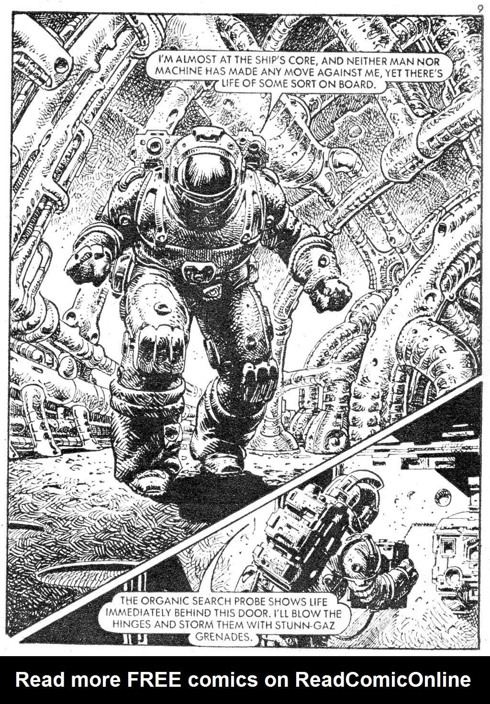 Starblazer issue 87 - Page 9