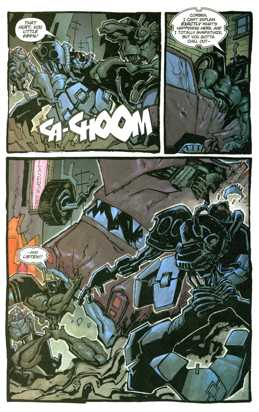 Read online Enginehead comic -  Issue #4 - 16