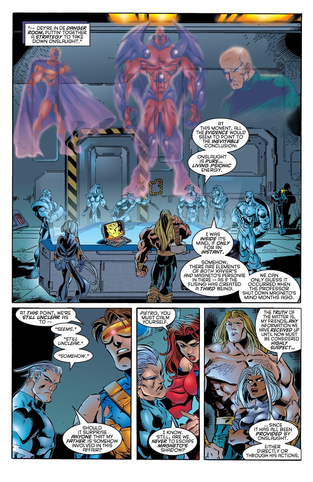 Uncanny X-Men (1963) issue 335 - Page 16