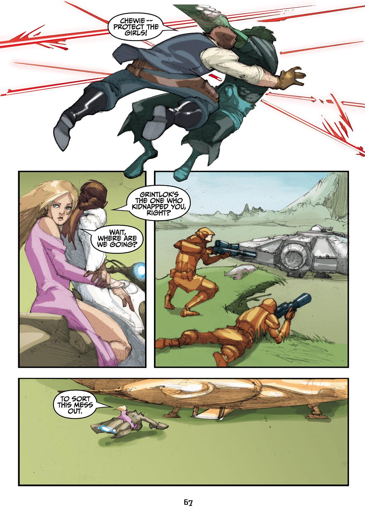 Read online Star Wars Omnibus comic -  Issue # Vol. 33 - 149