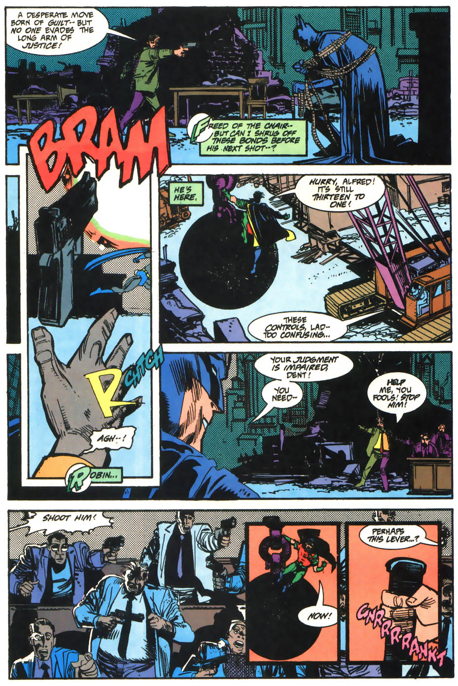 Read online Showcase '93 comic -  Issue #8 - 12