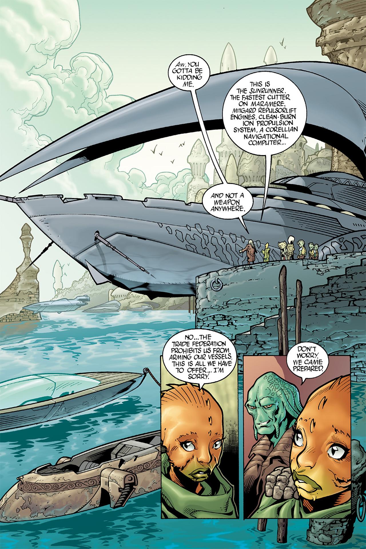 Read online Star Wars Omnibus comic -  Issue # Vol. 10 - 390