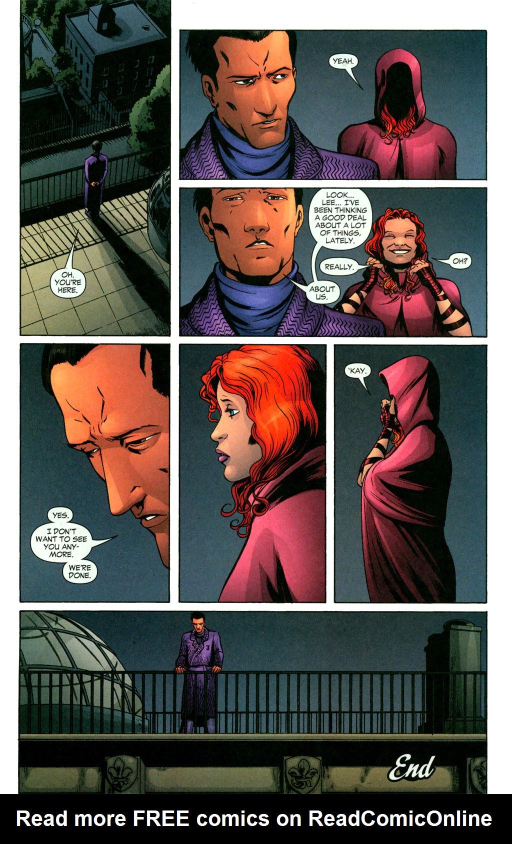 Read online Fallen Angel (2003) comic -  Issue #11 - 23