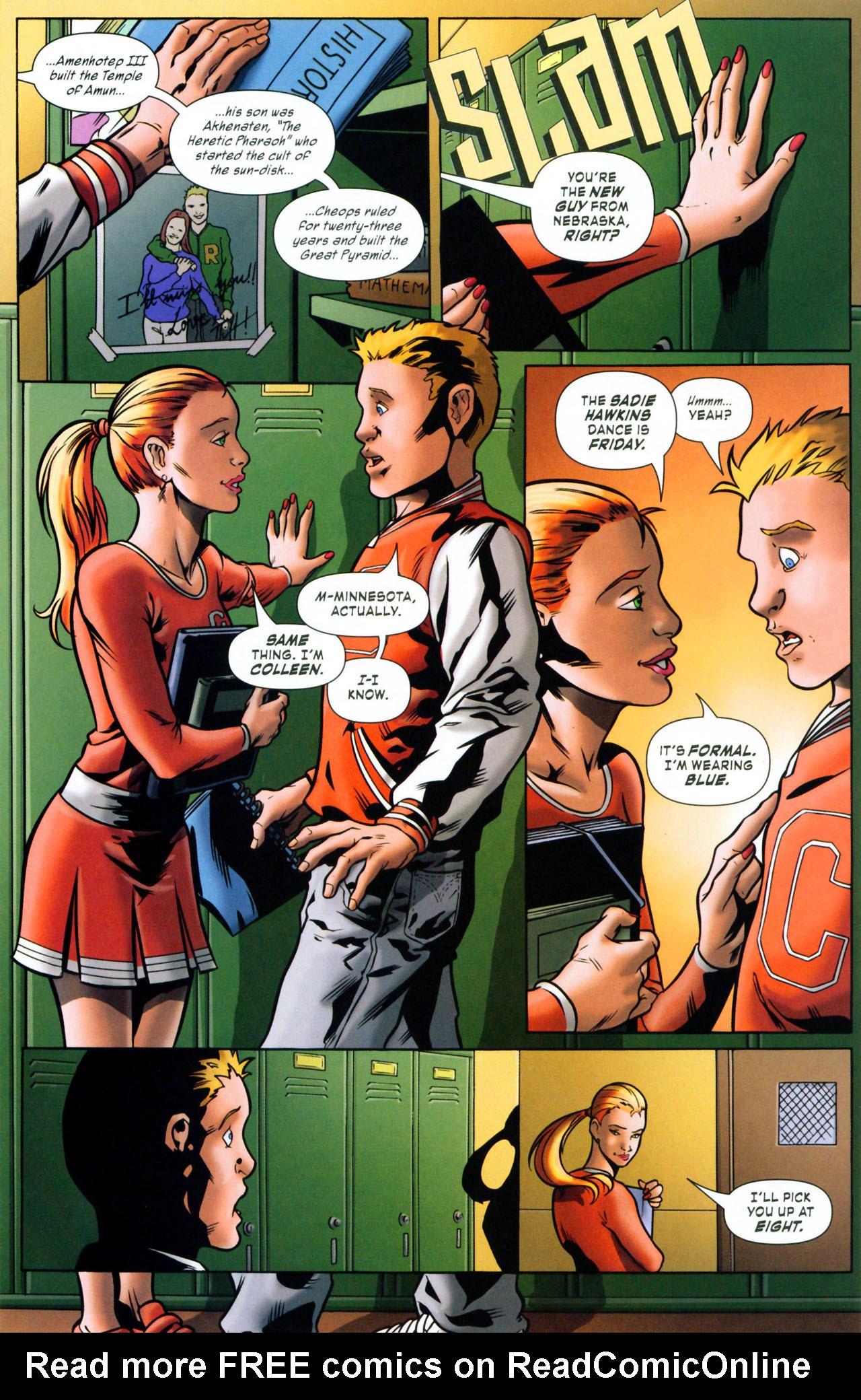 Read online ShadowHawk (2005) comic -  Issue #1 - 16
