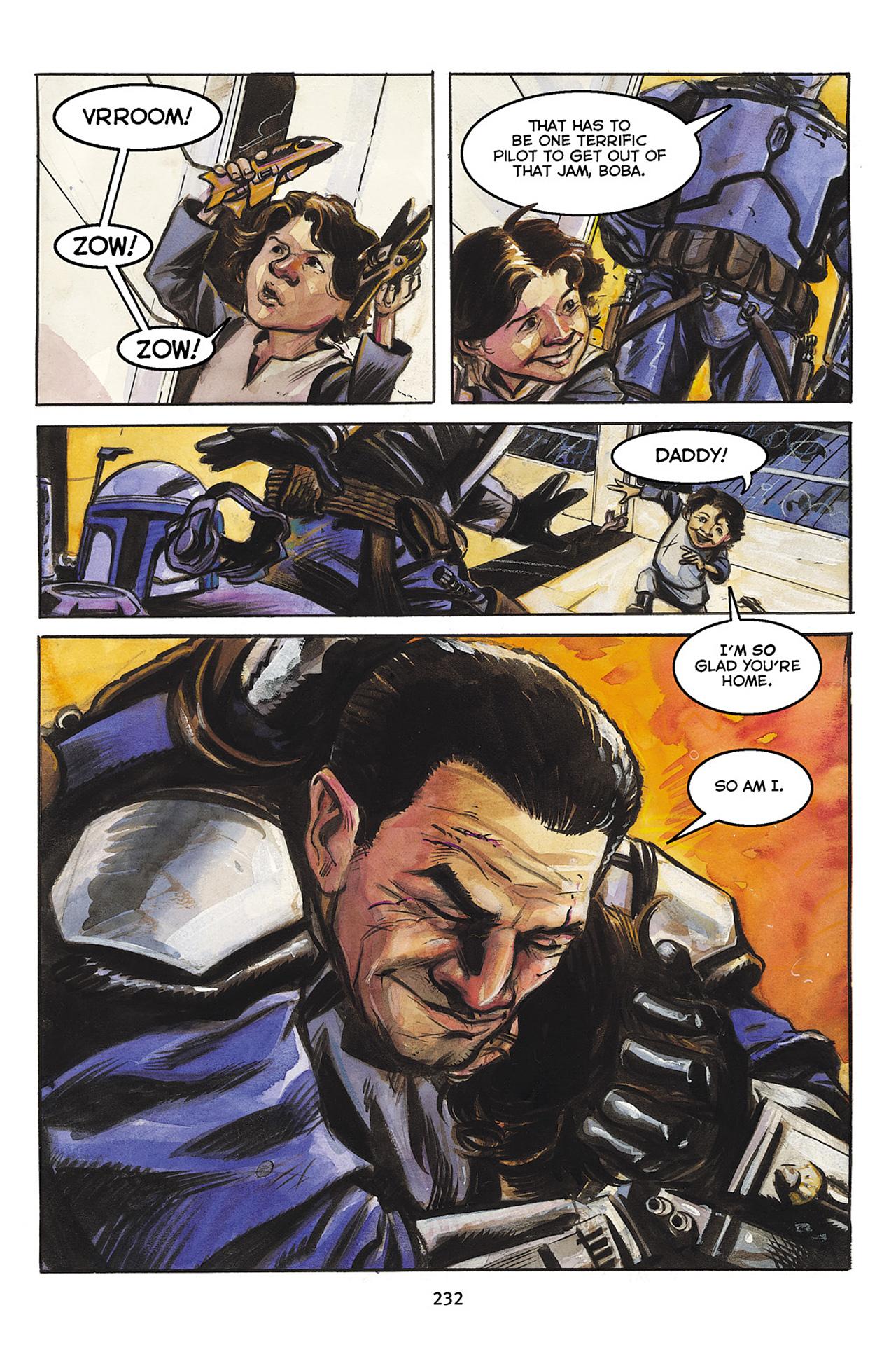 Read online Star Wars Omnibus comic -  Issue # Vol. 10 - 231
