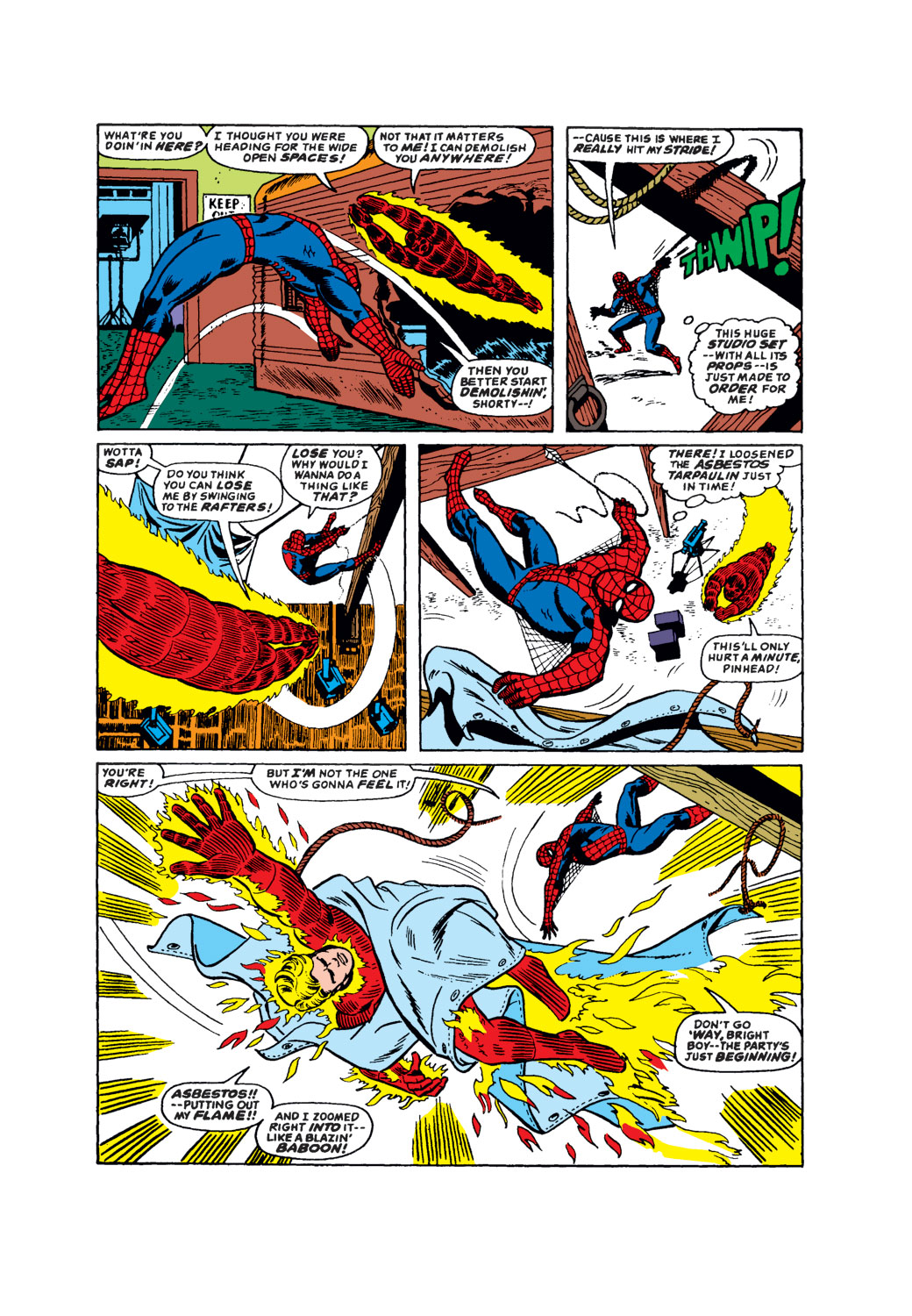 The Amazing Spider-Man (1963) _Annual_4 Page 22