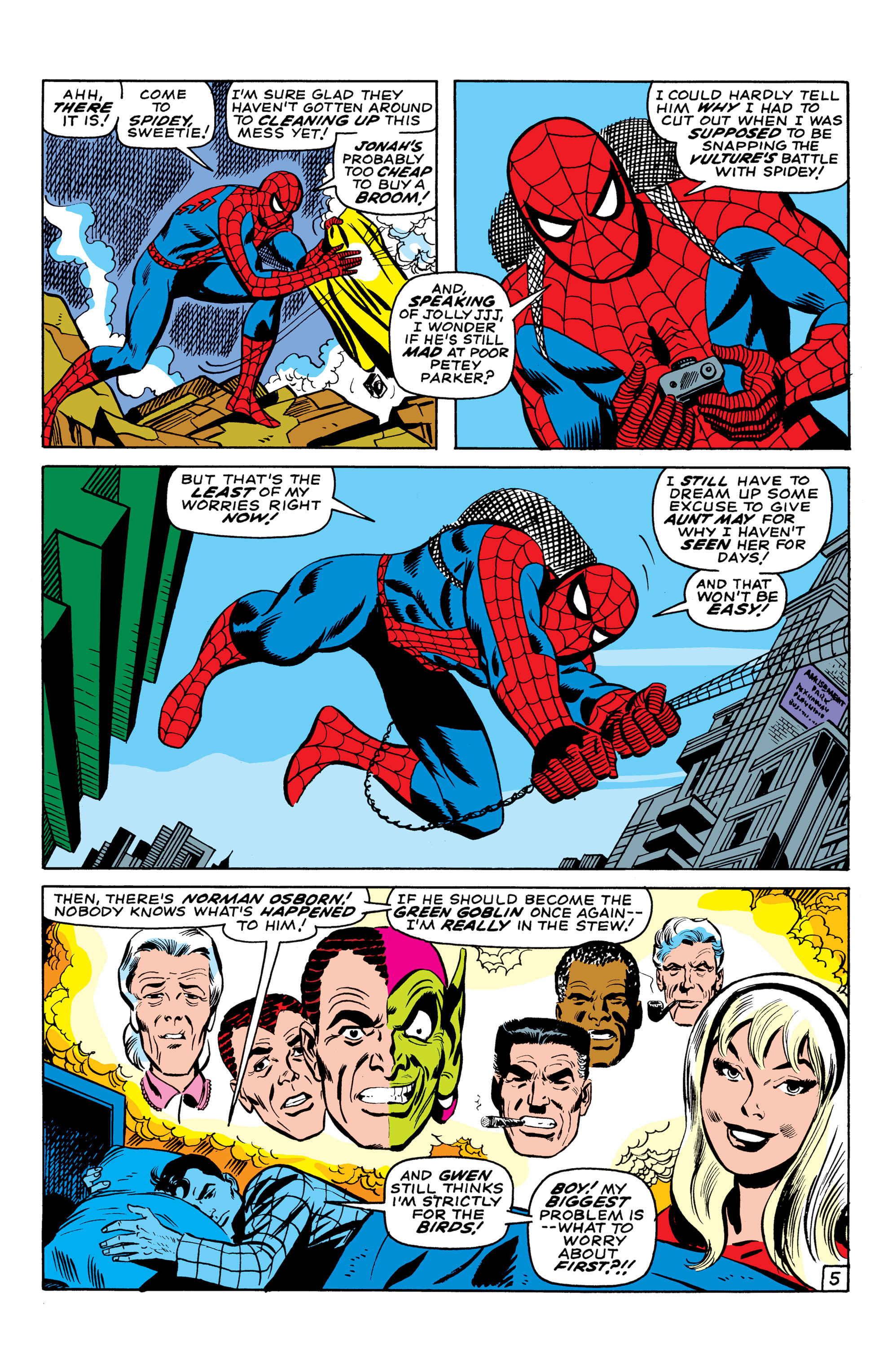 The Amazing Spider-Man (1963) 66 Page 5