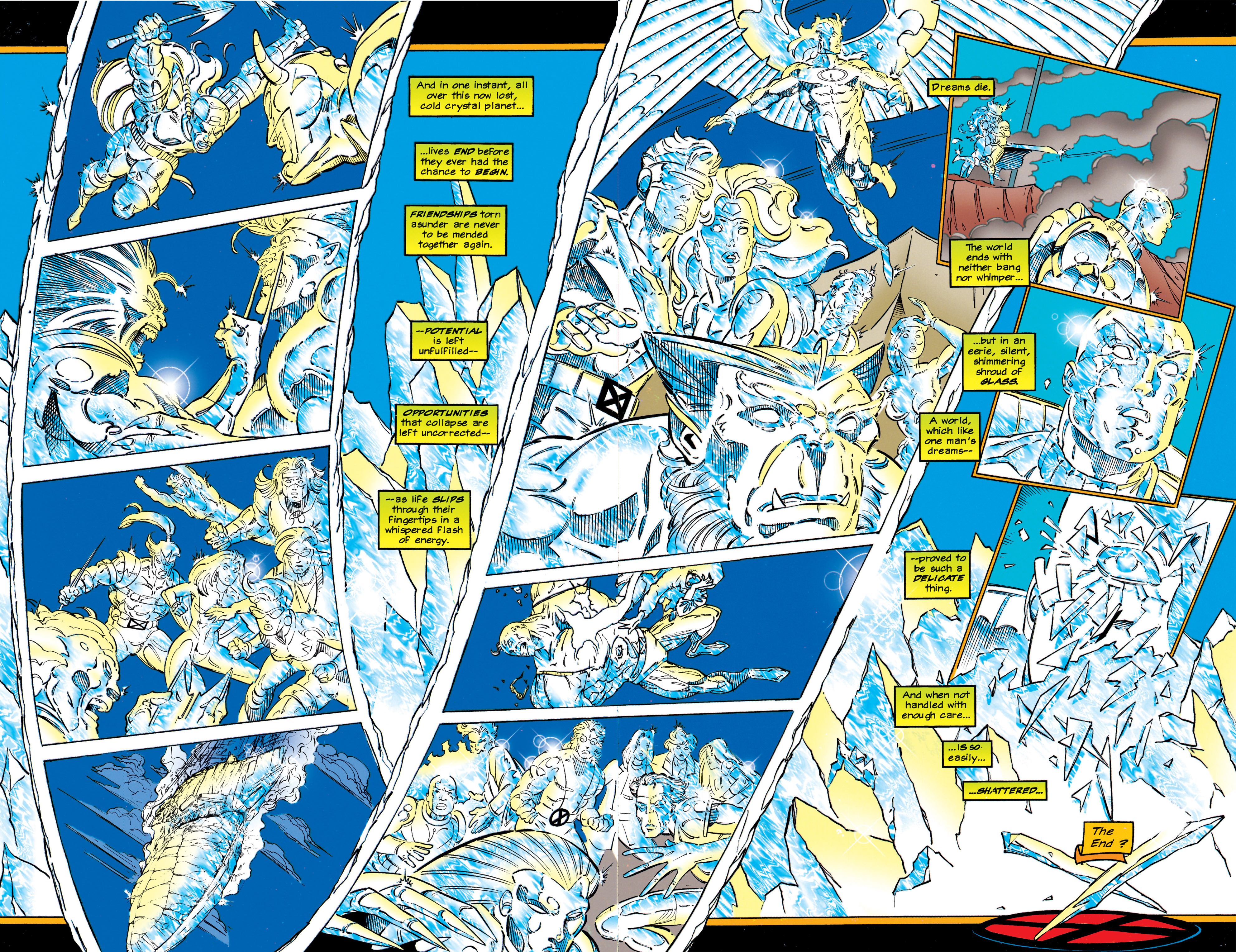X-Men (1991) 41 Page 21