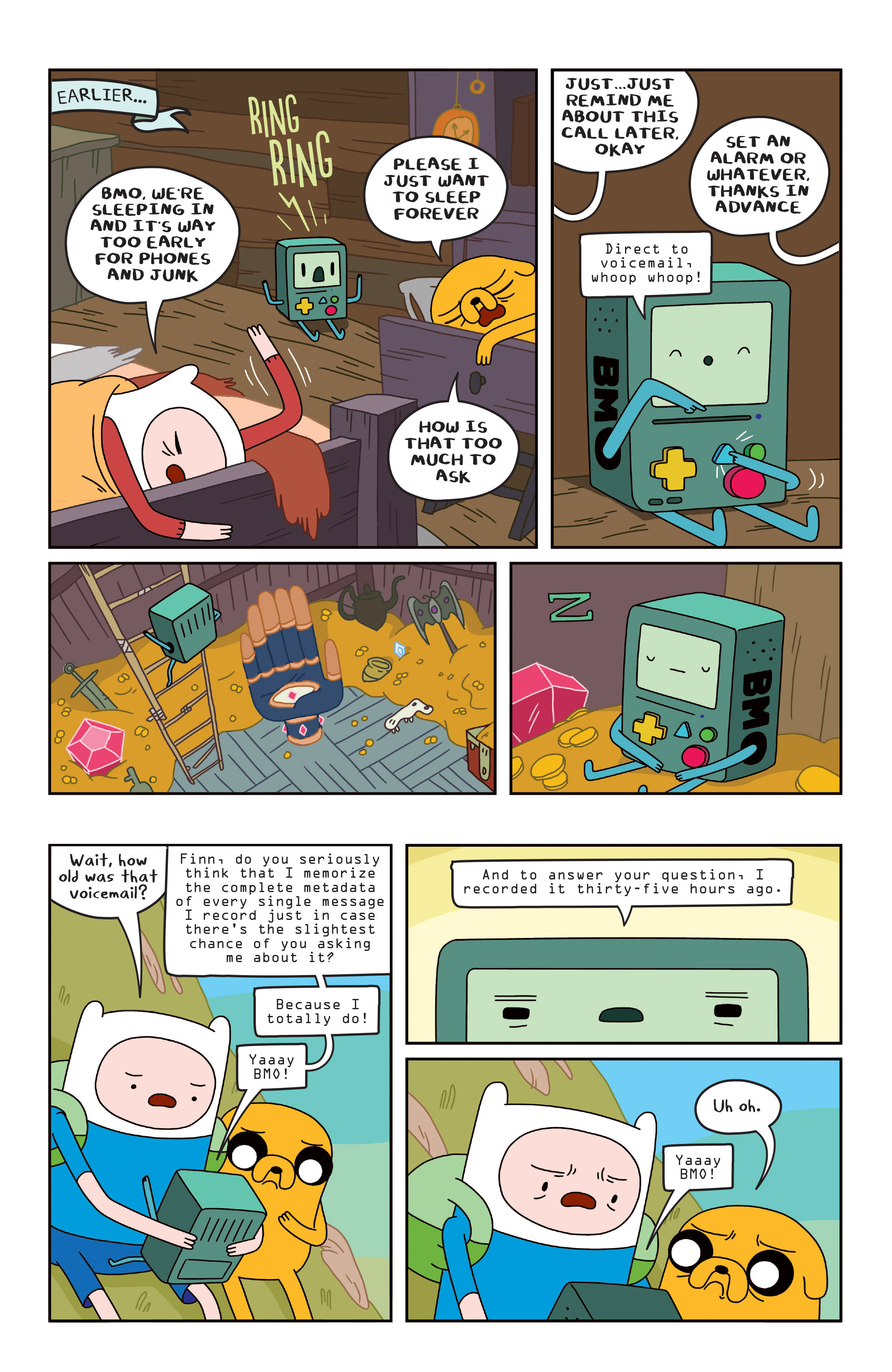 Read online Adventure Time comic -  Issue #Adventure Time _TPB 5 - 39