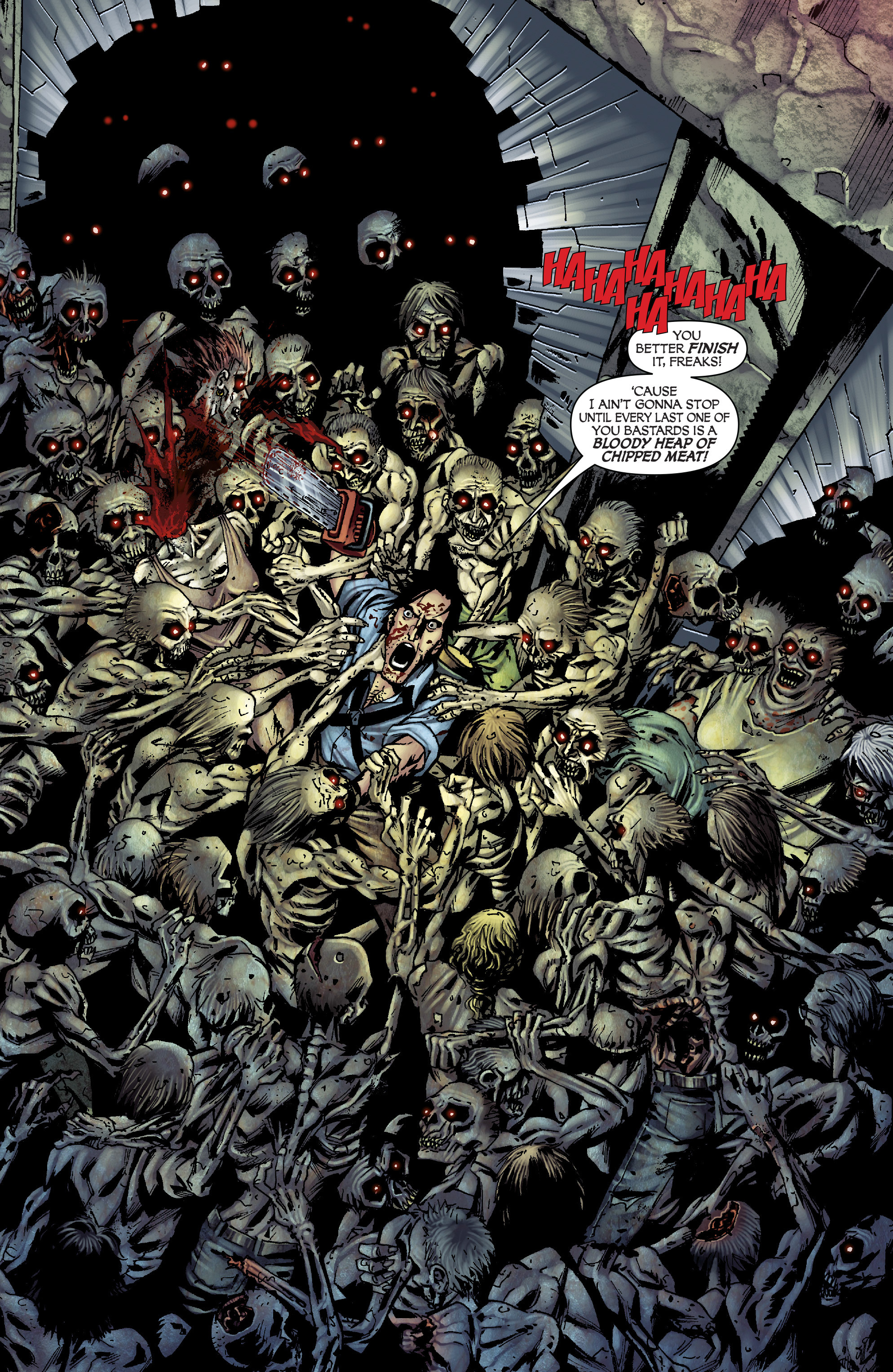 Read online Army of Darkness: From the Ashes comic -  Issue #Army of Darkness: From the Ashes TPB - 57