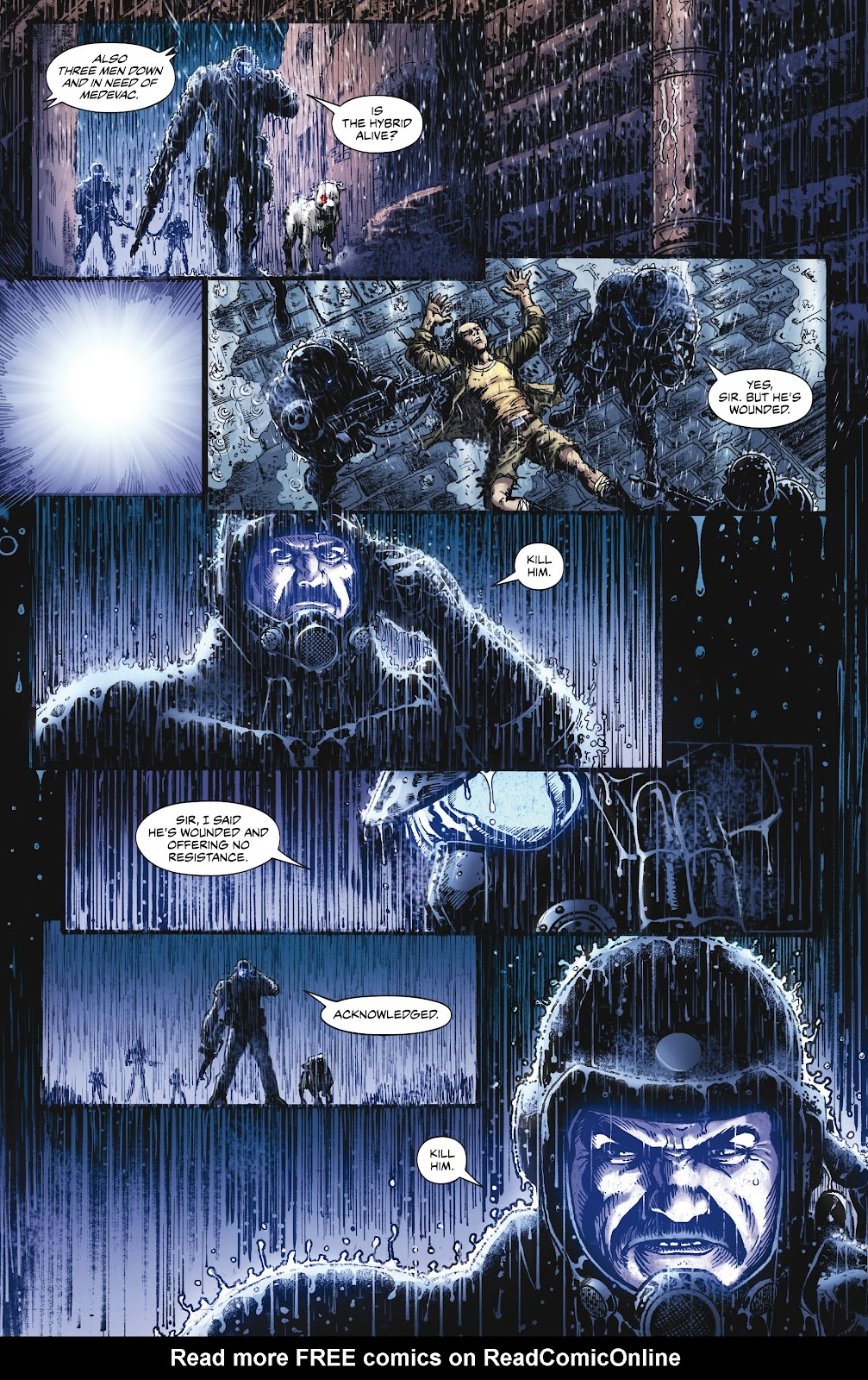 Read online Oliver comic -  Issue #3 - 24