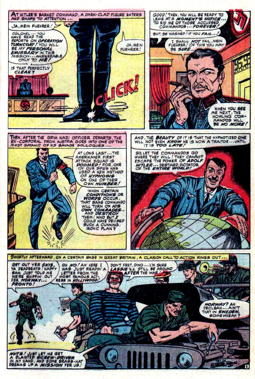 Read online Sgt. Fury comic -  Issue #32 - 9
