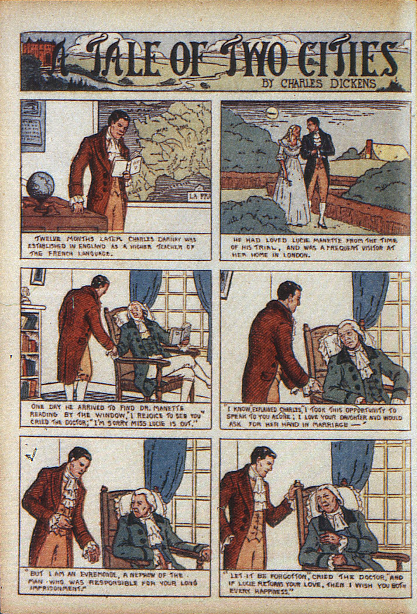 Read online Adventure Comics (1938) comic -  Issue #10 - 57