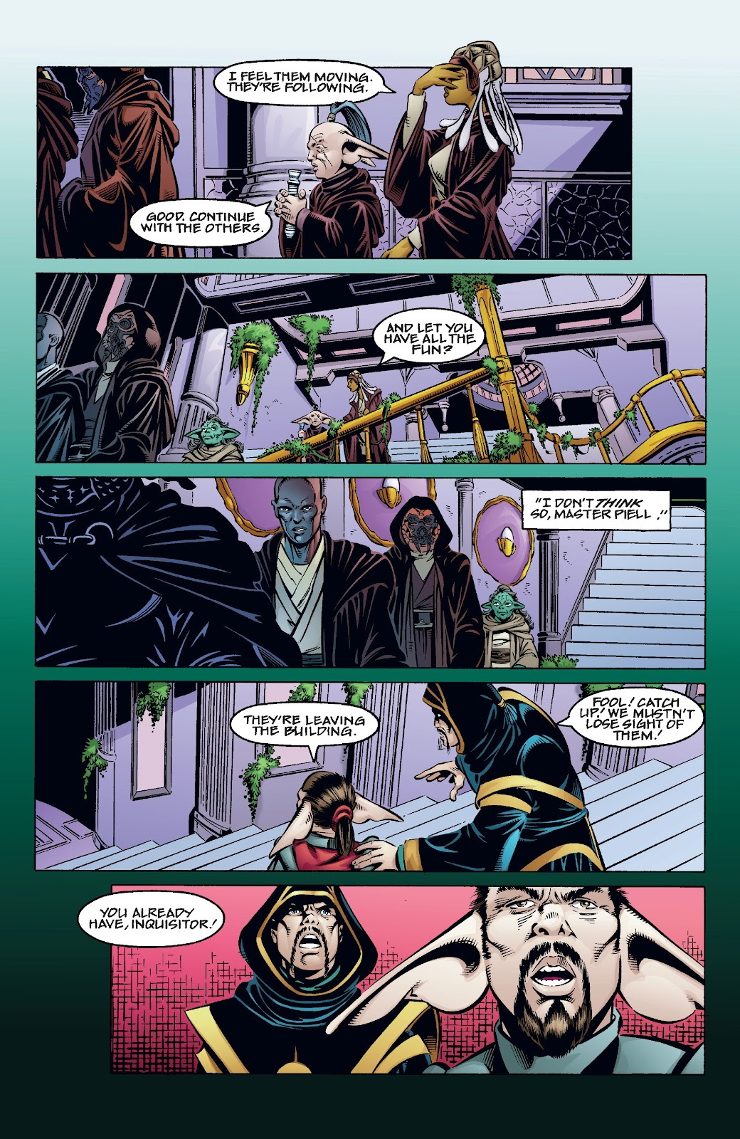 Read online Star Wars Legends Epic Collection: The Menace Revealed comic -  Issue # TPB (Part 3) - 85