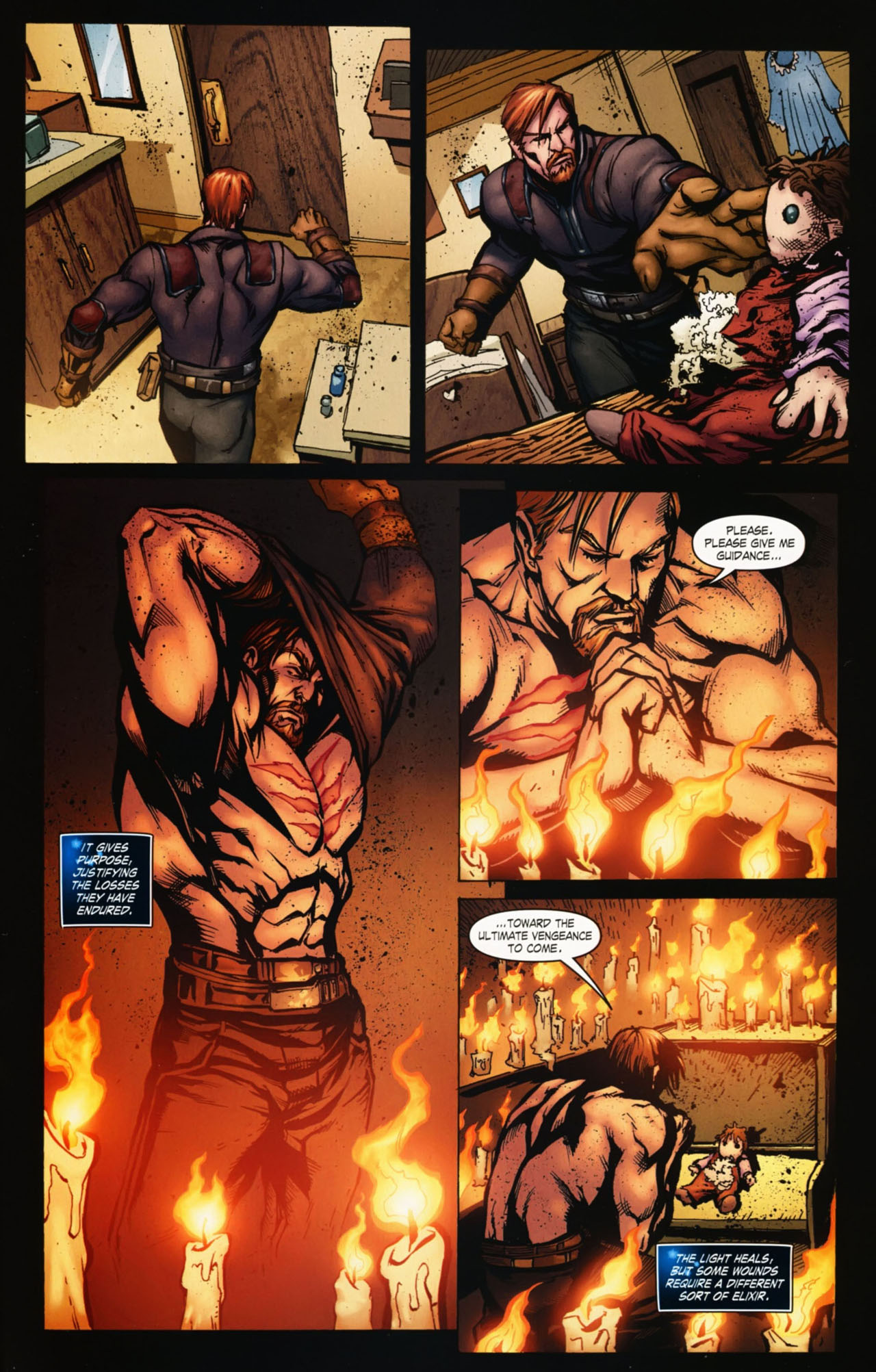 Read online World of Warcraft Special comic -  Issue # Full - 22