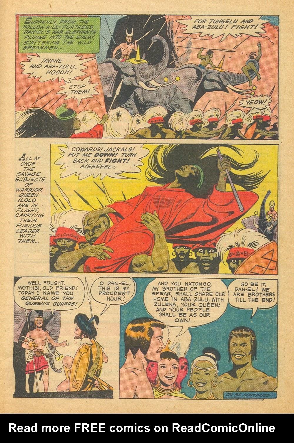 Tarzan (1948) issue 121 - Page 33