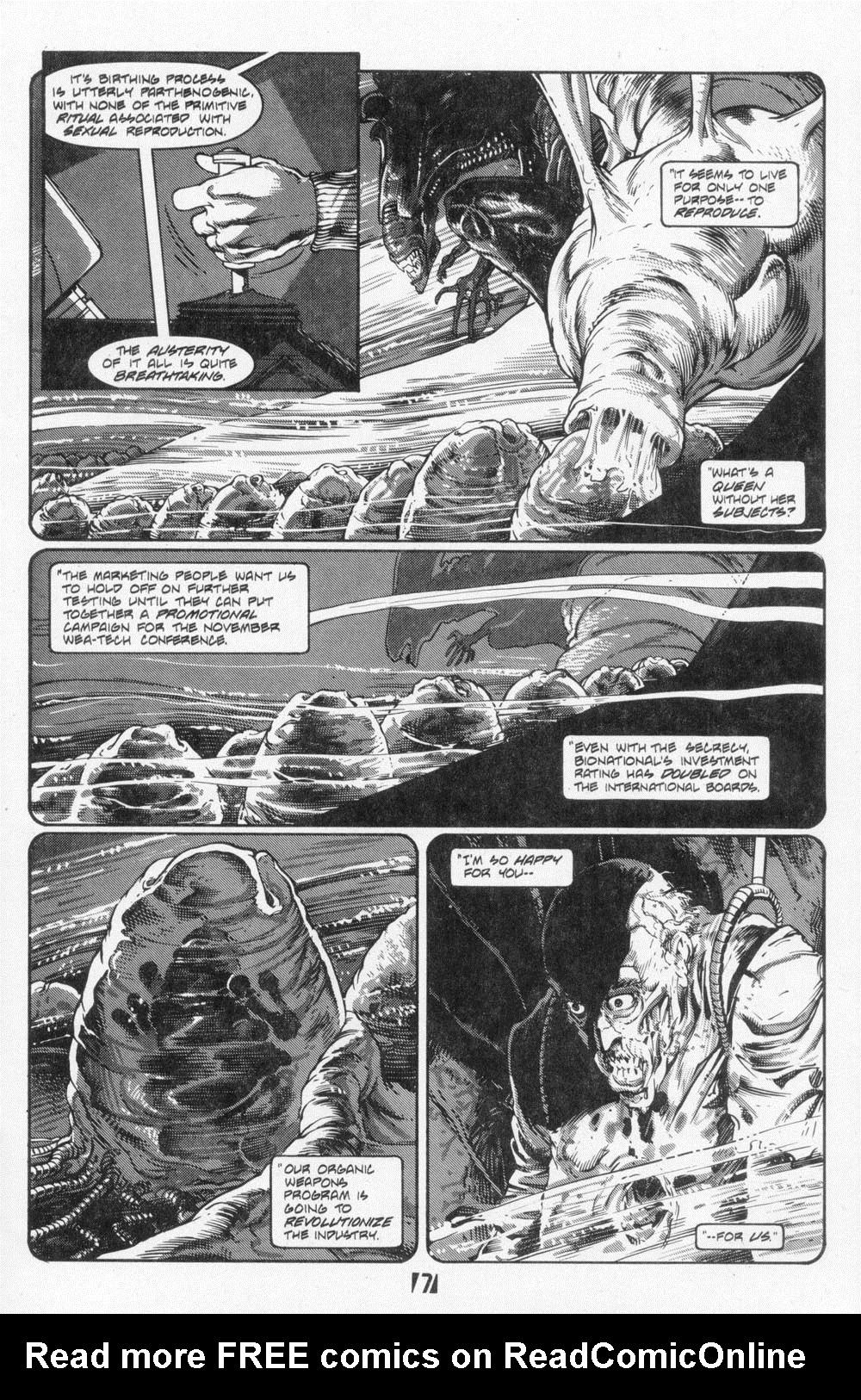 Read online Aliens (1988) comic -  Issue #4 - 9