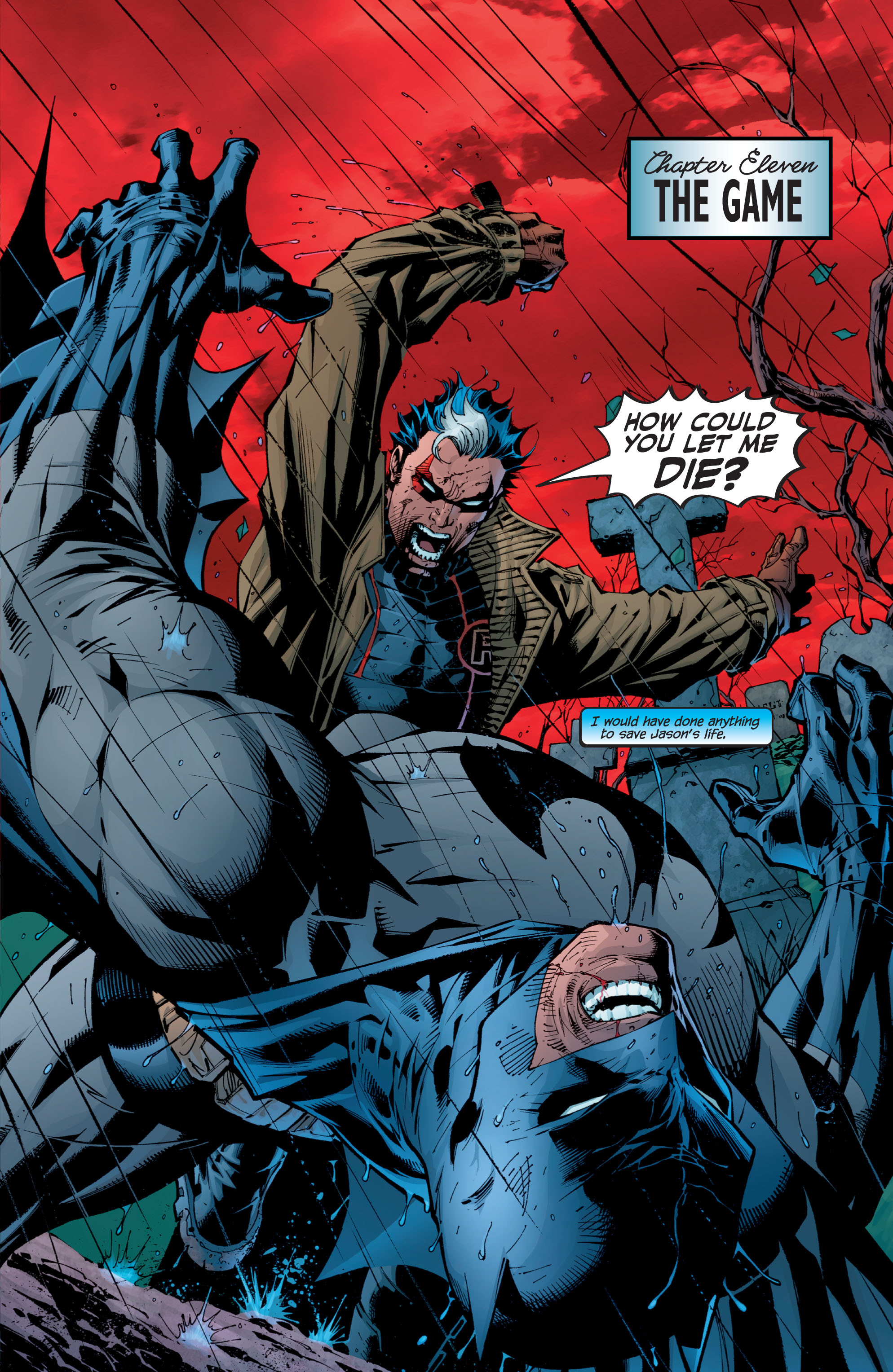 Read online Batman: Under The Red Hood comic -  Issue # Full - 366