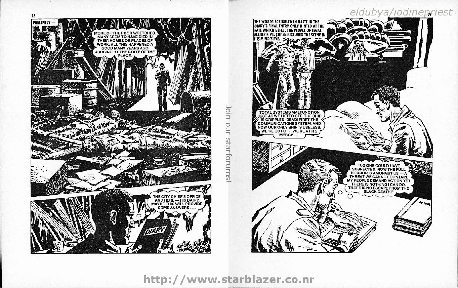 Starblazer issue 208 - Page 11