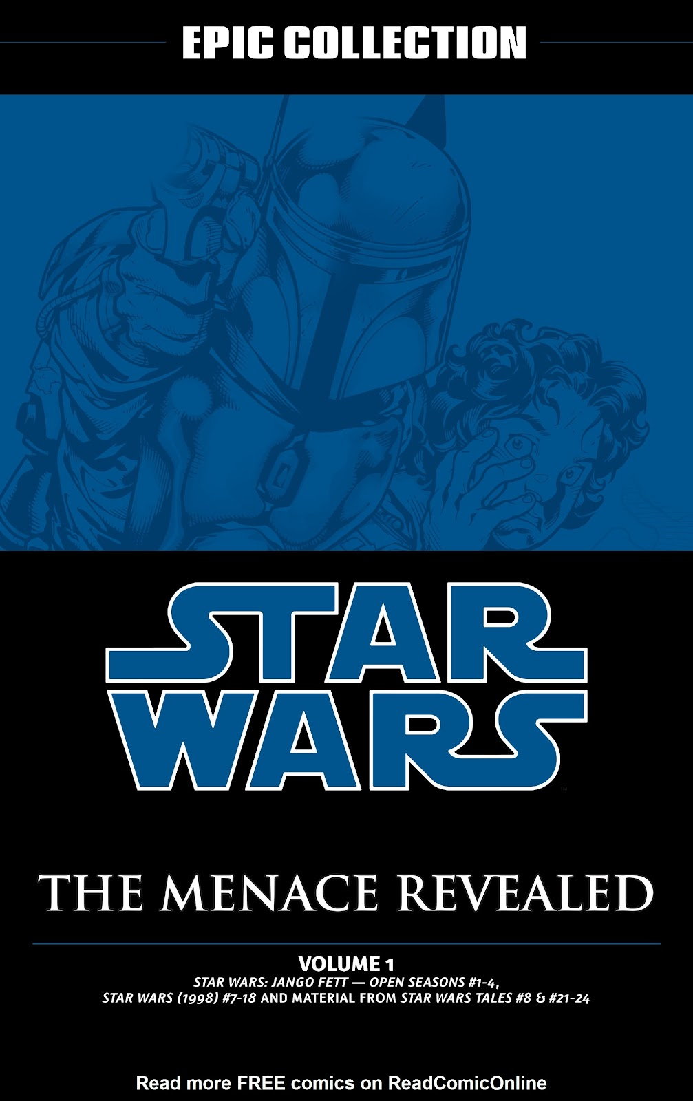 Read online Star Wars Legends Epic Collection: The Menace Revealed comic -  Issue # TPB (Part 1) - 2