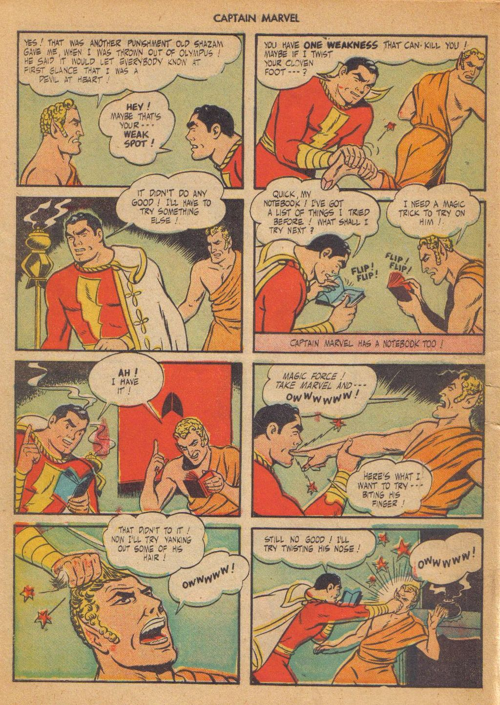 Captain Marvel Adventures issue 64 - Page 22