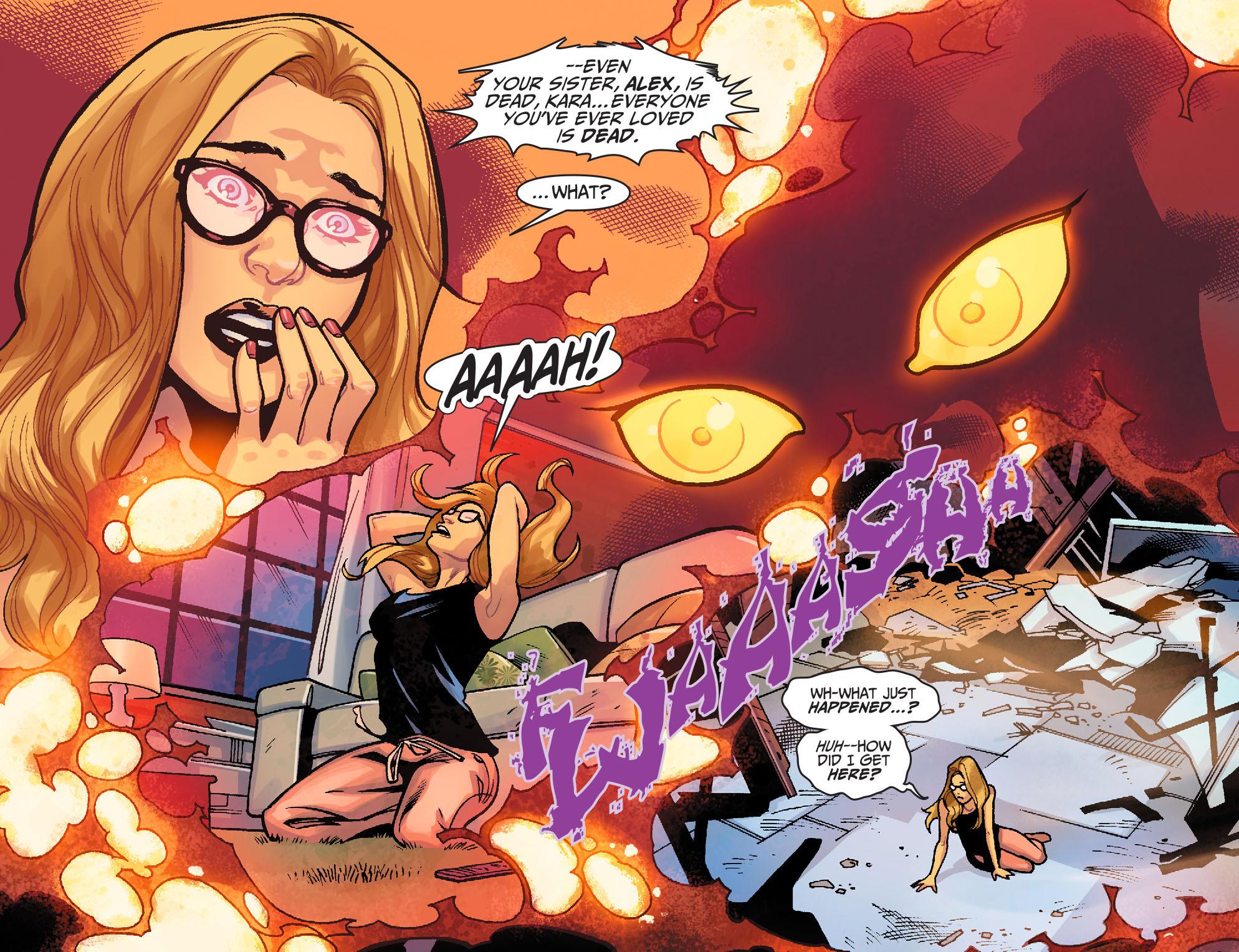 Read online Adventures of Supergirl comic -  Issue #6 - 13