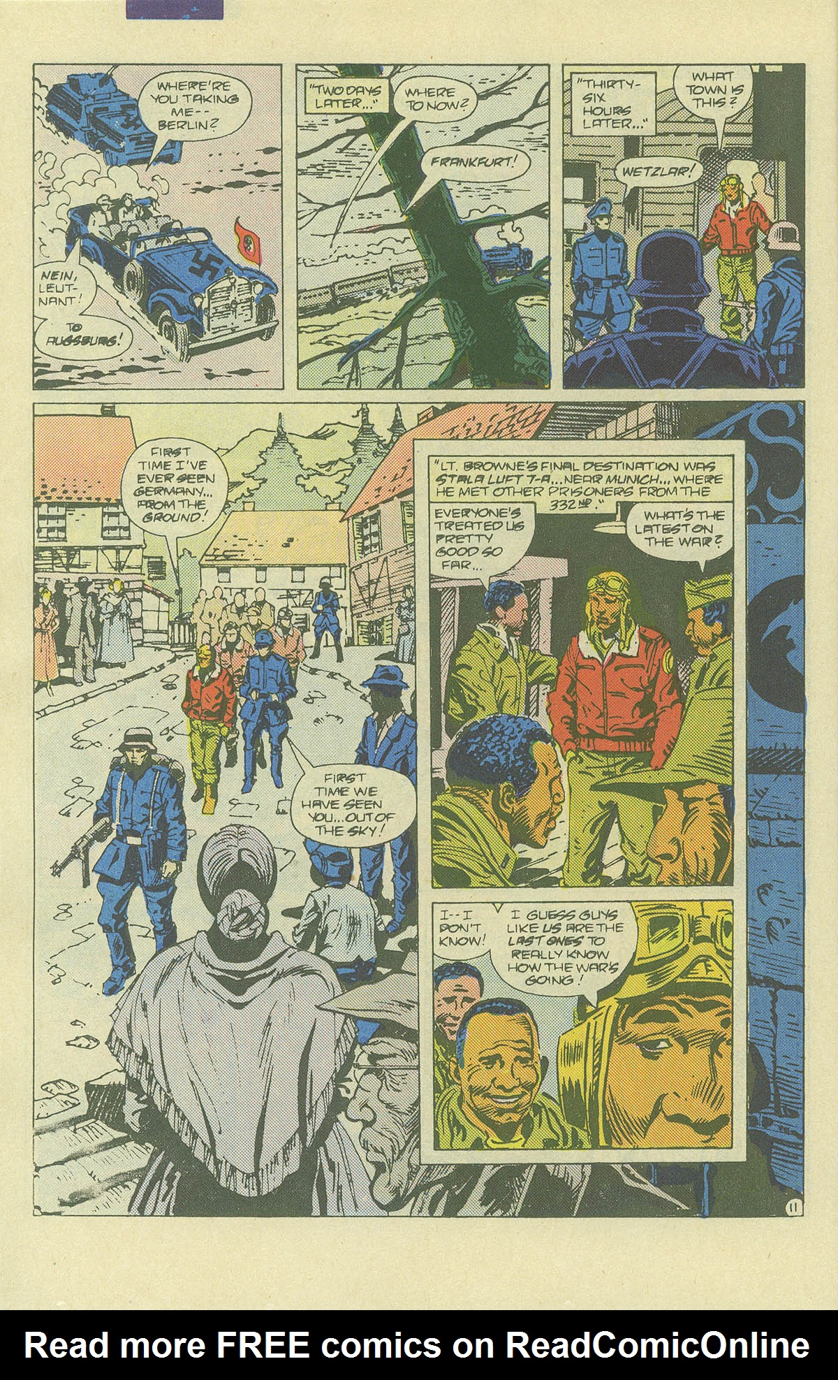 Read online Sgt. Rock comic -  Issue #406 - 15