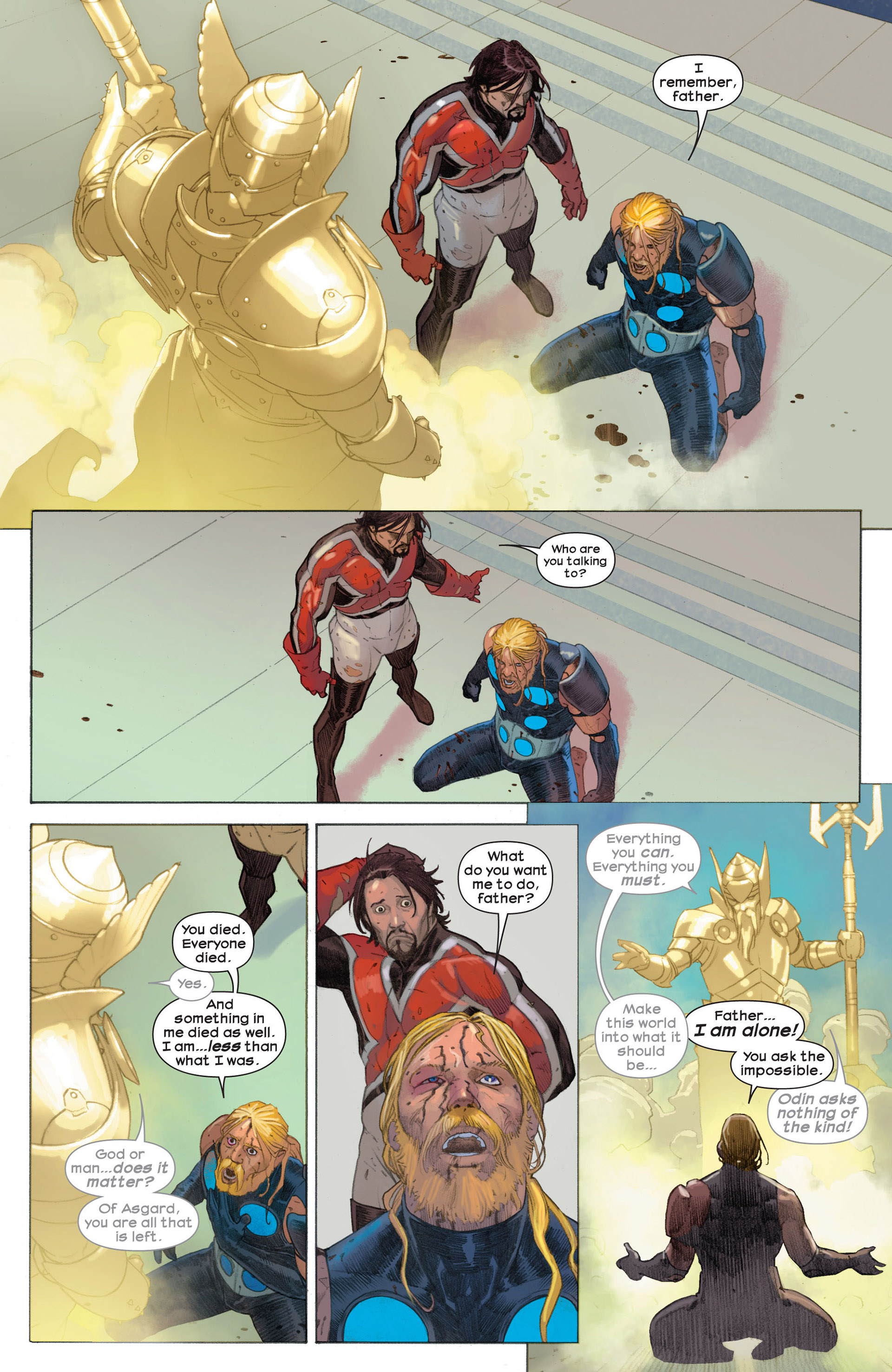 Read online Ultimate Comics Ultimates comic -  Issue #4 - 17