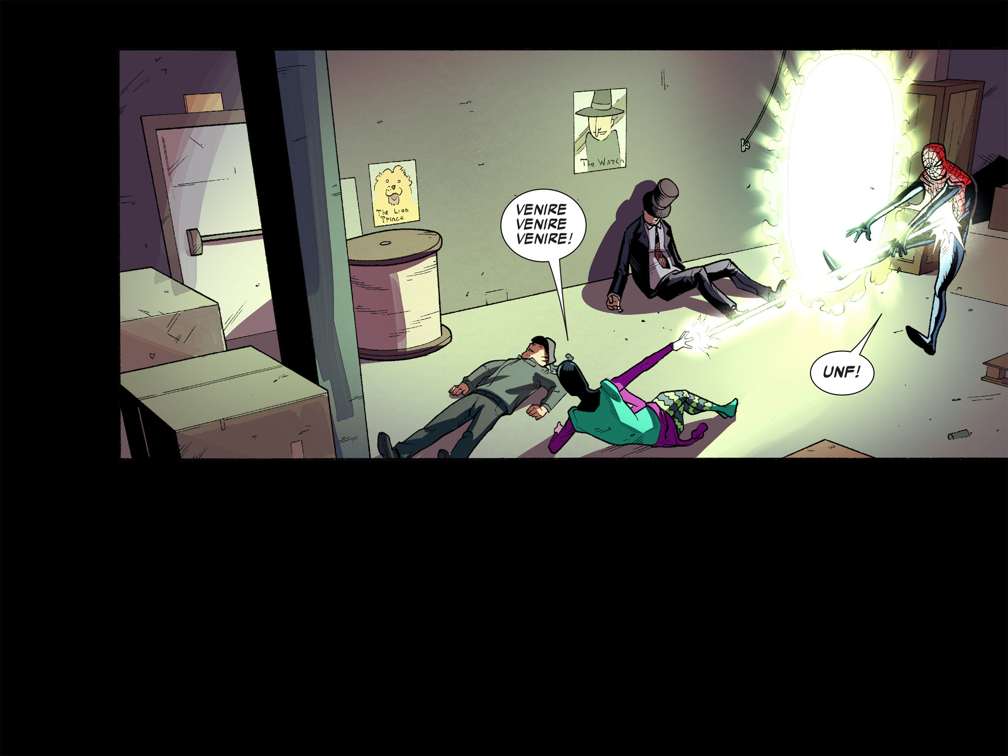 Read online Ultimate Spider-Man (Infinite Comics) (2016) comic -  Issue #9 - 42