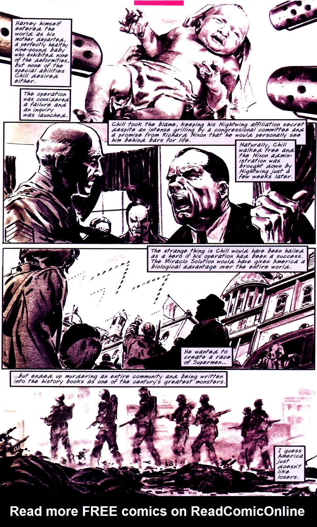 Read online Tangent Comics/ The Superman comic -  Issue # Full - 19