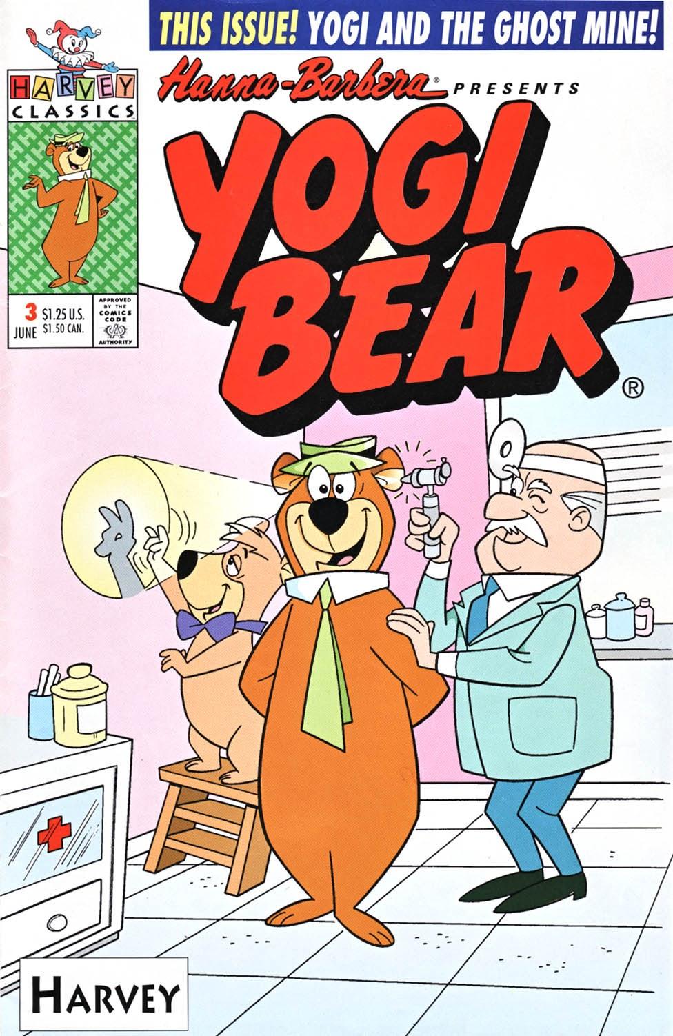 Yogi Bear (1992) 3 Page 1