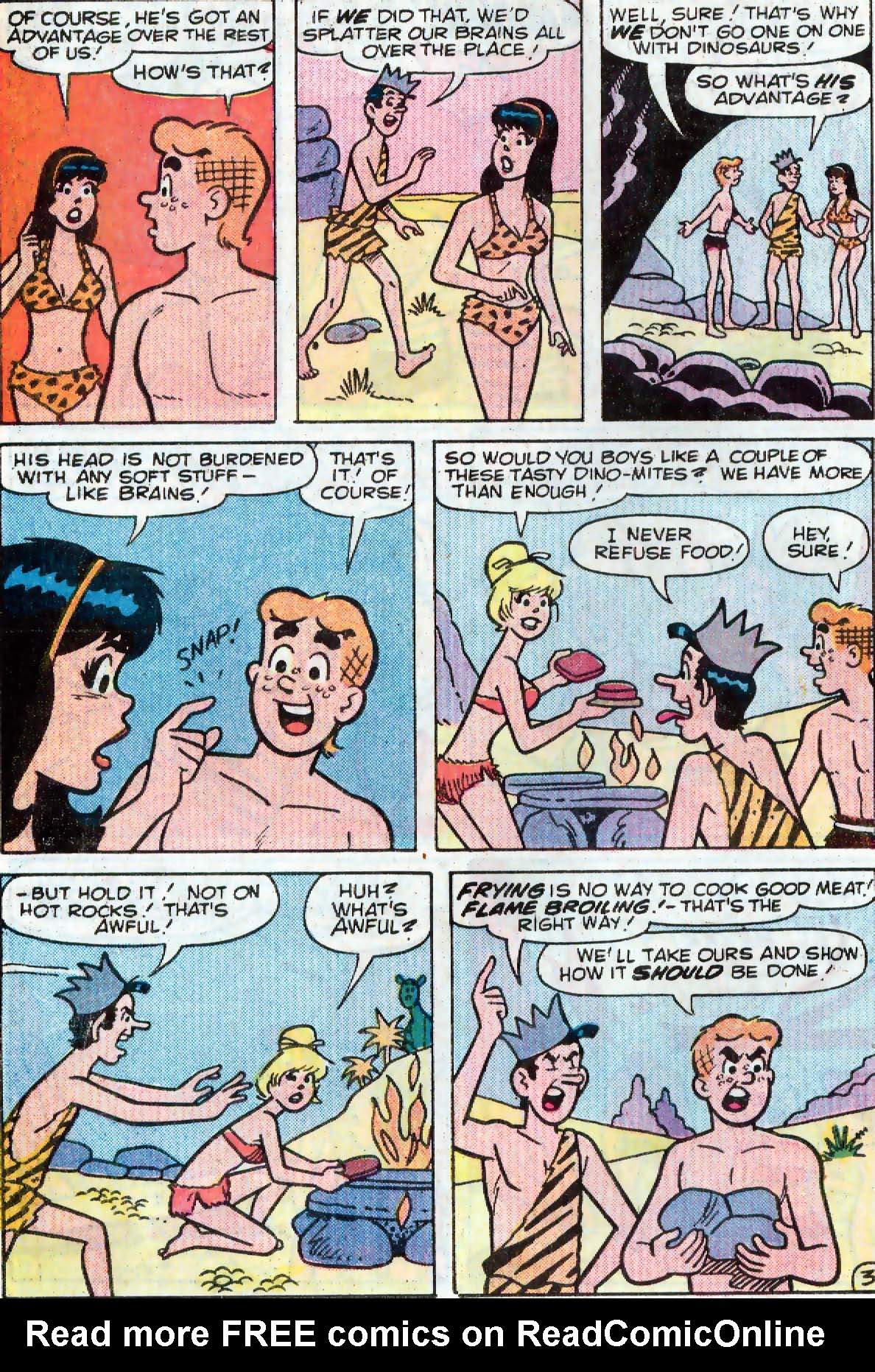 Read online Archie (1960) comic -  Issue #333 - 16