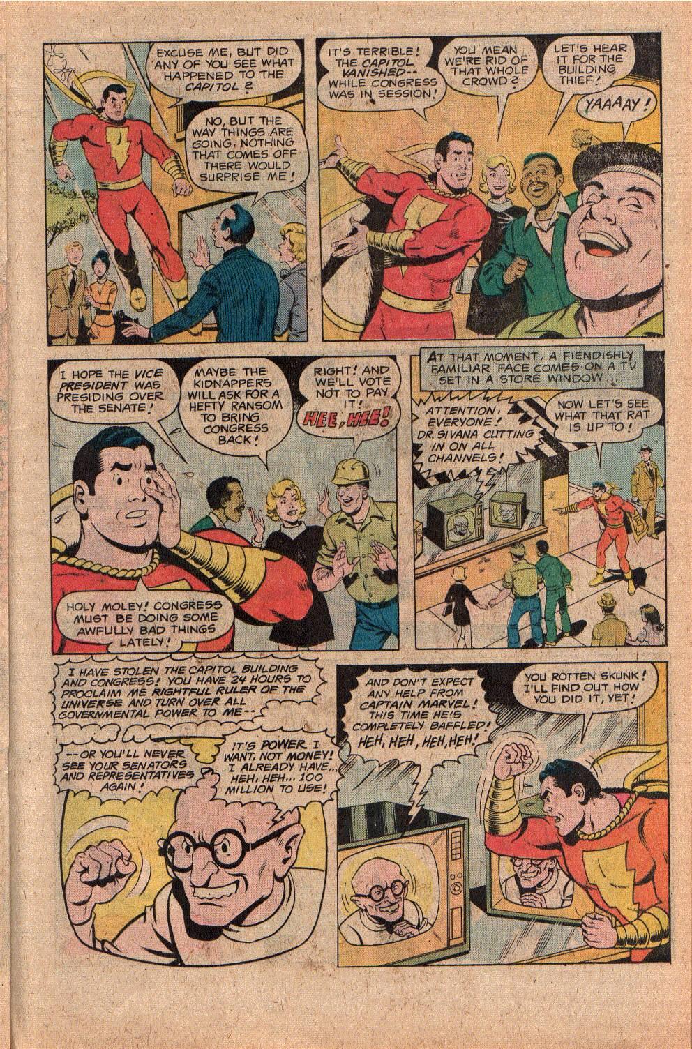 Read online Shazam! (1973) comic -  Issue #26 - 21