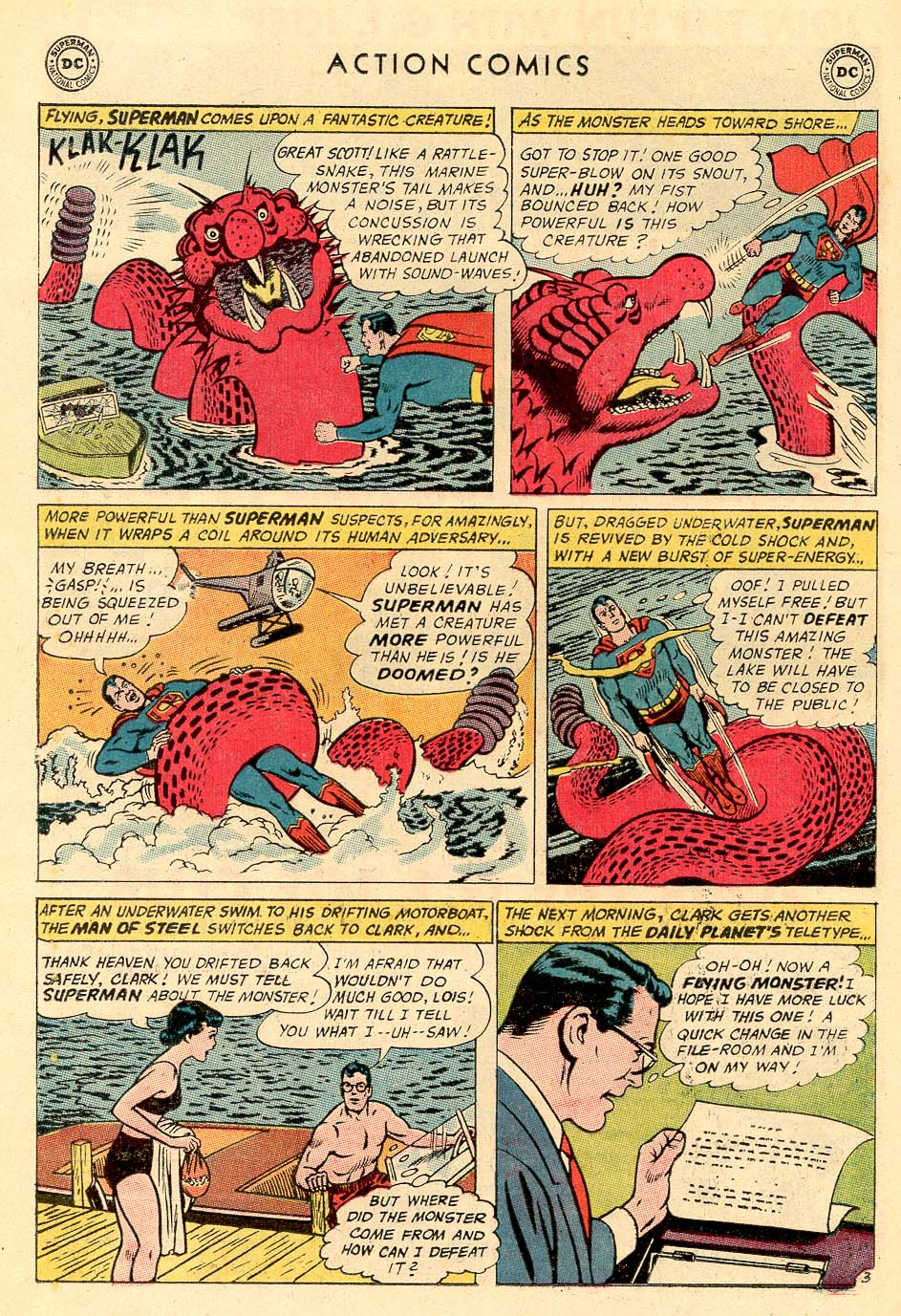 Read online Action Comics (1938) comic -  Issue #326 - 6