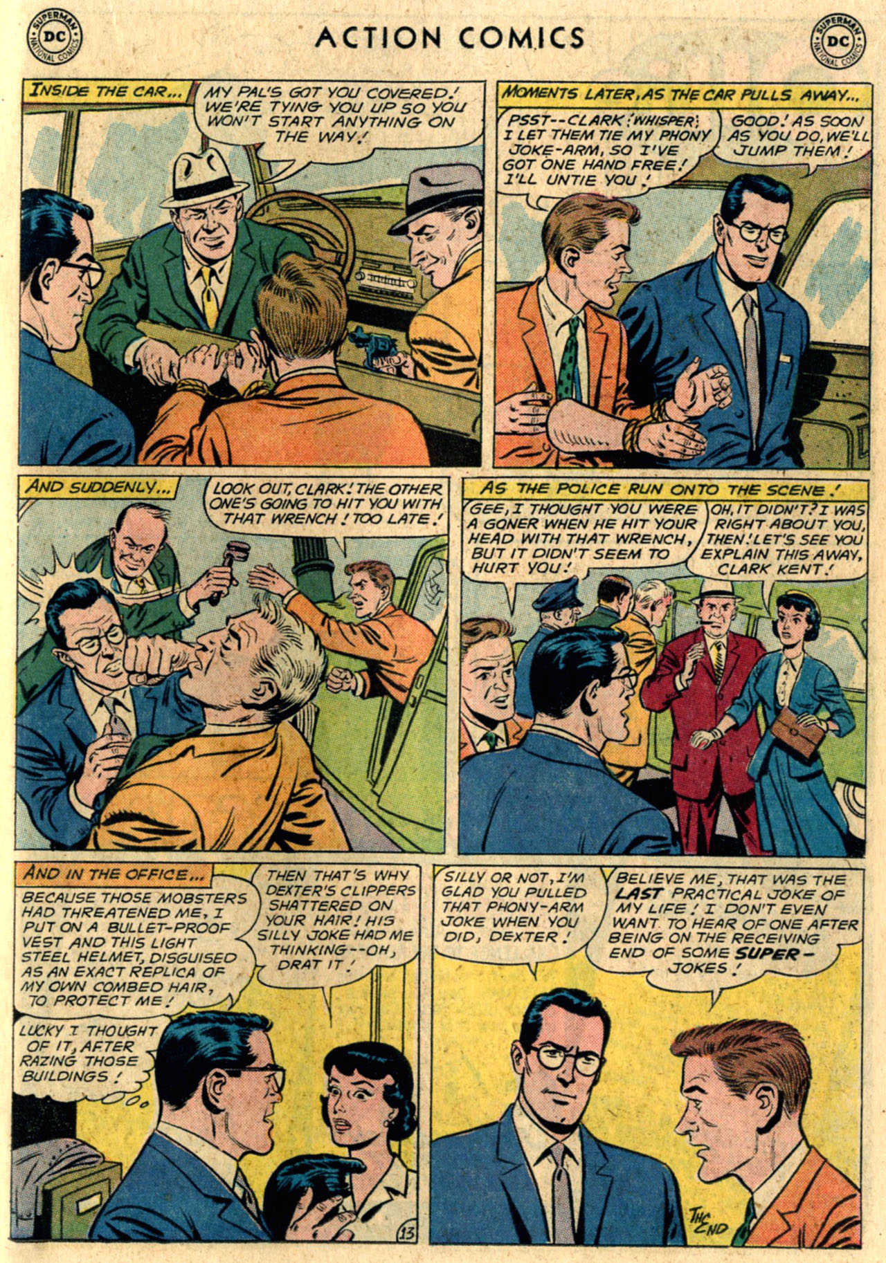 Read online Action Comics (1938) comic -  Issue #289 - 15