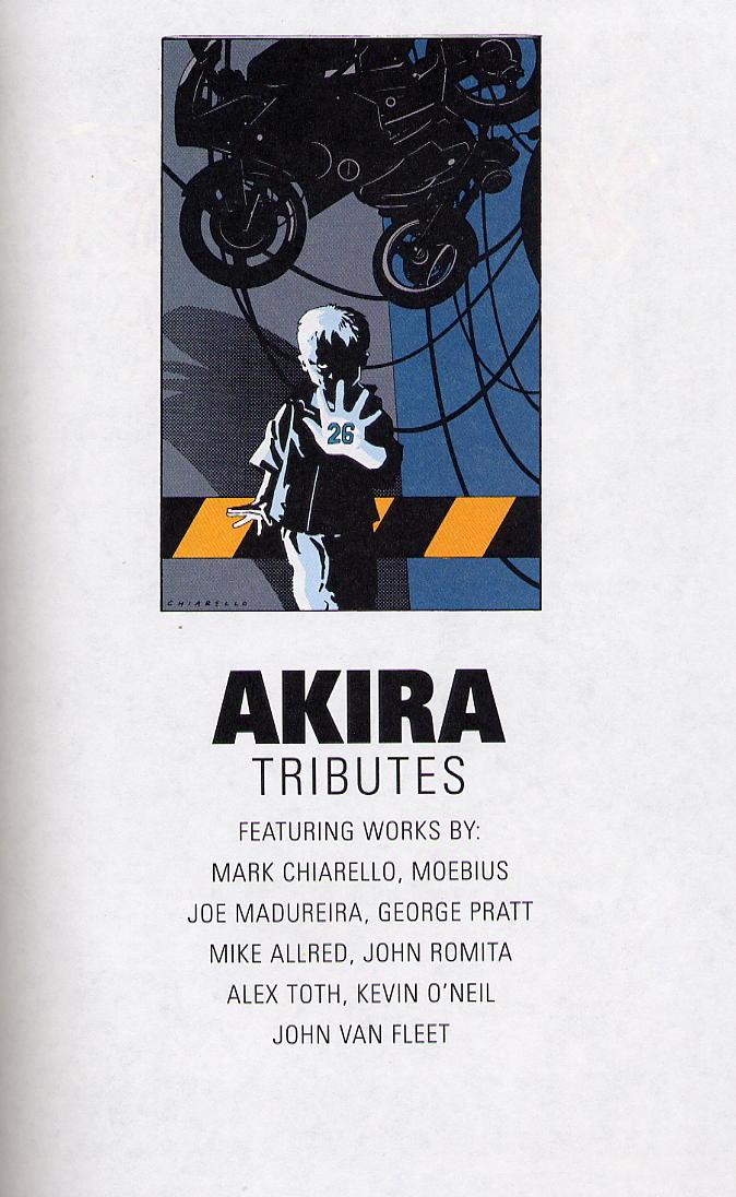 Read online Akira comic -  Issue #38 - 40