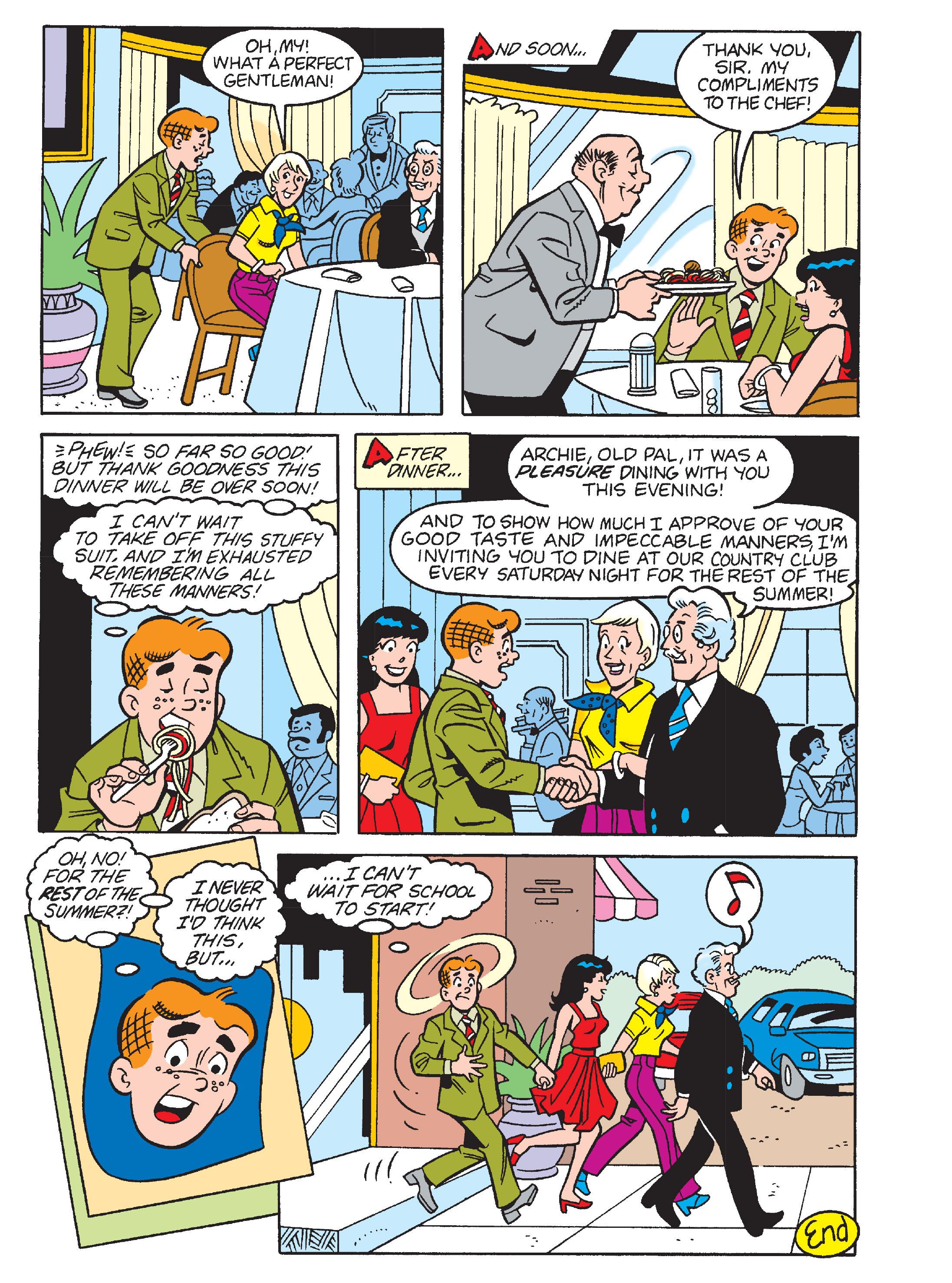 Read online Archie 1000 Page Comics Bonanza comic -  Issue #1 (Part 1) - 8