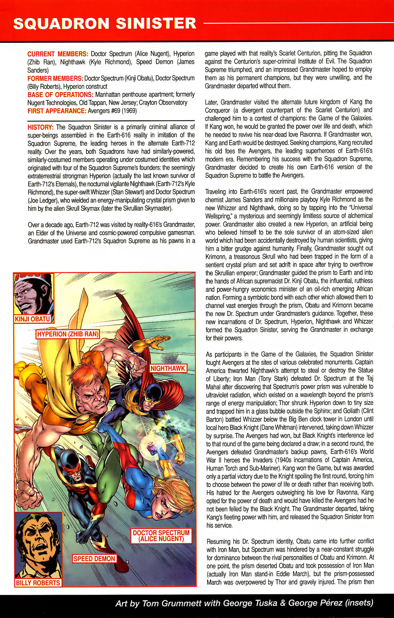 Read online All-New Official Handbook of the Marvel Universe A to Z comic -  Issue #10 - 48
