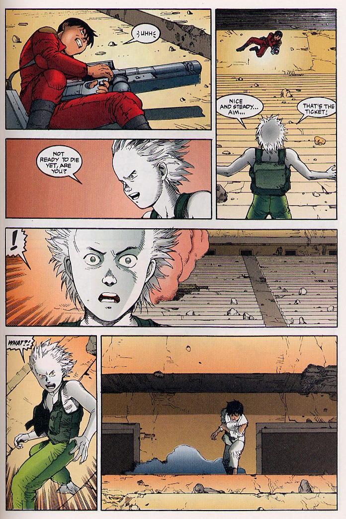 Read online Akira comic -  Issue #32 - 46