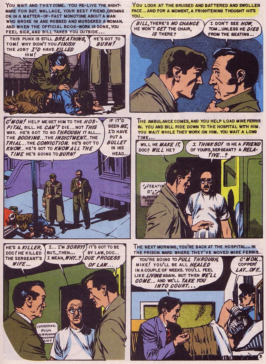 Read online Shock SuspenStories comic -  Issue #15 - 26