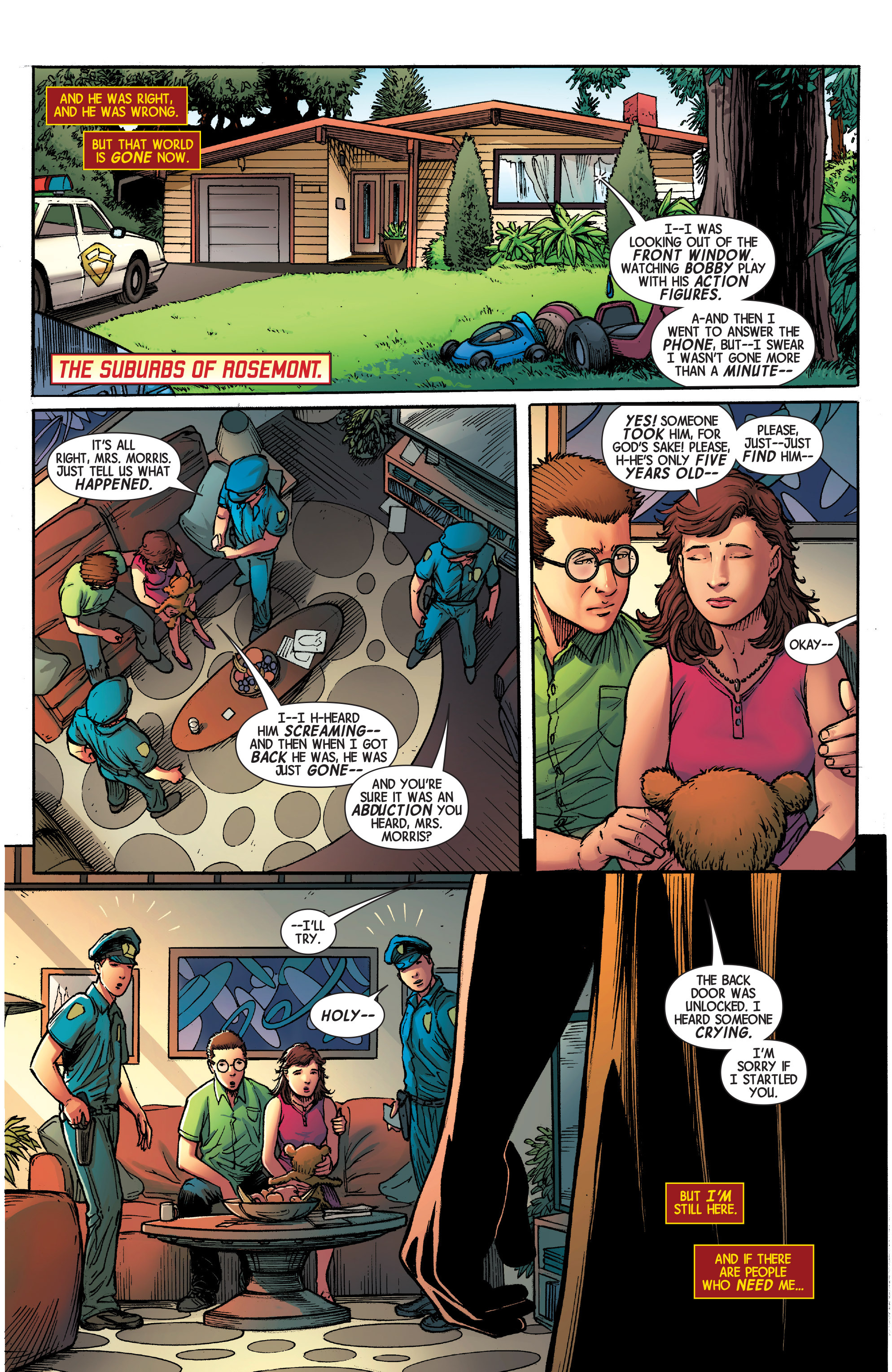 Read online Avengers (2013) comic -  Issue #34.1 - 6