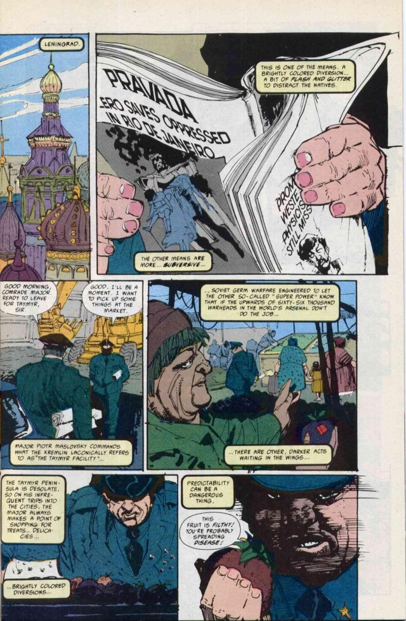 Read online Doctor Zero comic -  Issue #4 - 5
