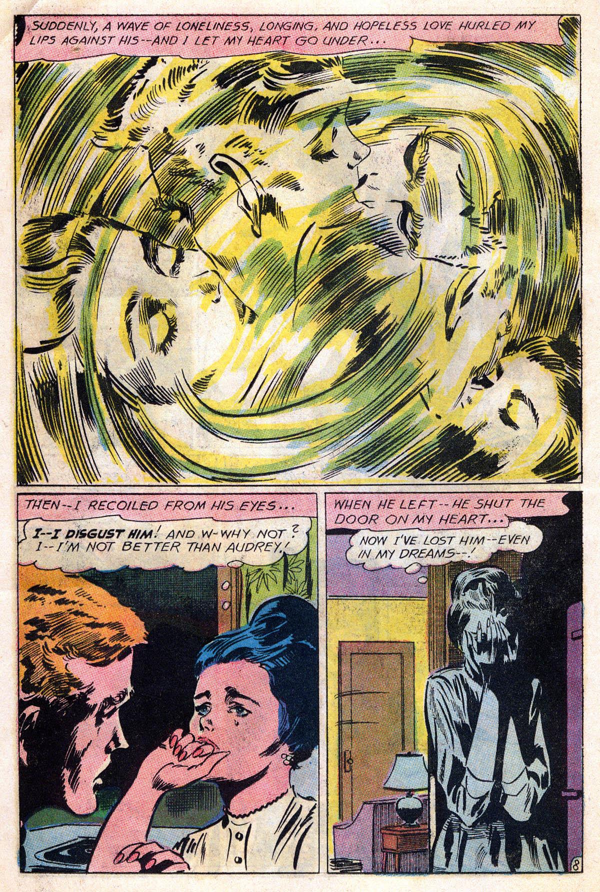 Read online Secret Hearts comic -  Issue #109 - 10