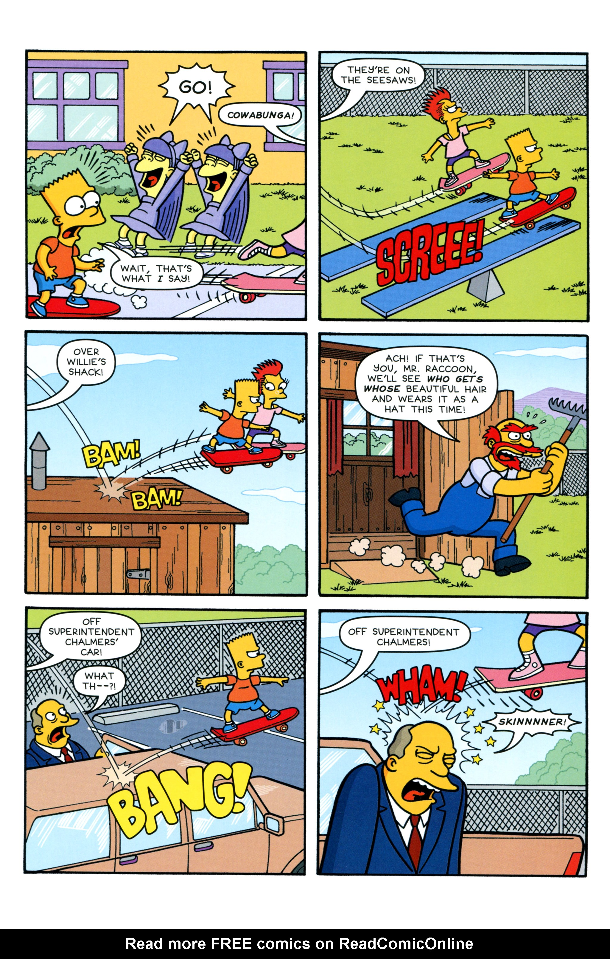 Read online Simpsons Comics Presents Bart Simpson comic -  Issue #90 - 17