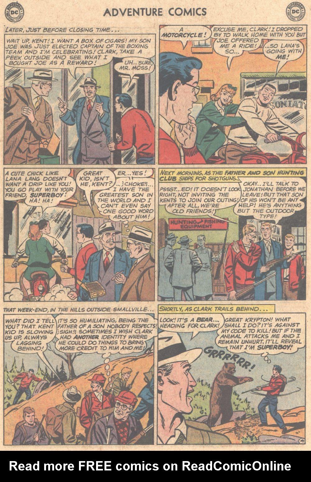 Read online Adventure Comics (1938) comic -  Issue #305 - 5